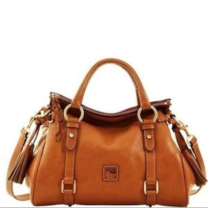 Dooney & Bourke Florentine large leather Satchel